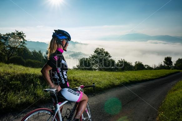 Silniční cyklistika