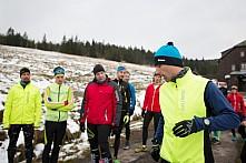 Zimní tréninkový kemp TrailCamps Krkonoše 2016