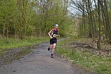 Jan Zemaník na Trail Ostrava