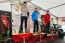 Pavel Brýdl vítěz WINTER SkyRace 2016