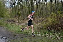 Jan Zemaník na Kilpi Trail Ostrava